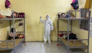 Hơn 600 học sinh phải cách ly, Nậm Pồ (Điện Biên) làm gì để tránh lây nhiễm chéo?