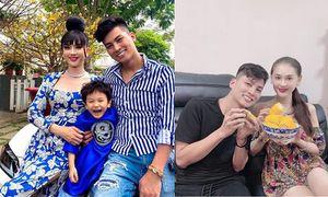 Nhìn lại 4 năm hôn nhân của Lâm Khánh Chi và chồng trẻ