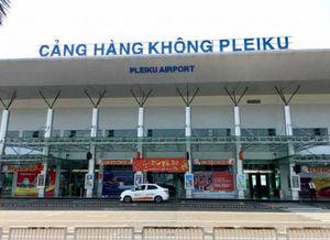 Gia Lai đề nghị tạm dừng các chuyến bay đến và về từ TP.HCM