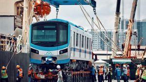 Tháng 6, dự án metro Bến Thành – Suối Tiên sẽ nhận thêm 2 tàu mới