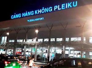 Gia Lai đề nghị tạm dừng các chuyến bay đi và đến TP.HCM