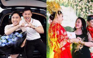 Làm dâu hào môn: Lâm Khánh Chi được tặng nhà bự, Don Nguyễn ẵm liền 2 miếng đất
