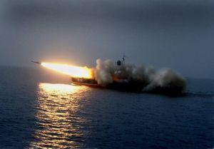 Chiến hạm lớp Bora của Nga sở hữu kho vũ khí khổng lồ