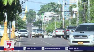 Lào duy trì phòng dịch nghiêm ngặt tại các tỉnh