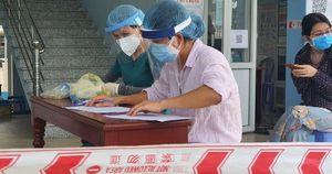 Quảng Nam dừng kiểm soát, cách ly người về từ Đà Nẵng