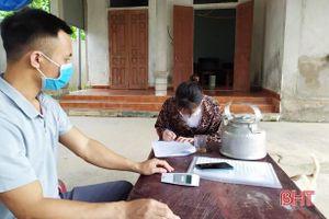 Can Lộc xử phạt 2 trường hợp không chấp hành cách ly y tế tại nhà