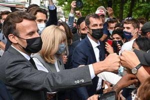 Người tát vào mặt Tổng thống Macron lãnh 4 tháng tù giam