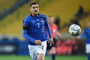 Italy tổn thất lực lượng trước thềm EURO 2020