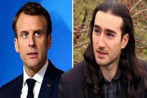 Chân dung kẻ lĩnh án tù vì tát Tổng thống Pháp
