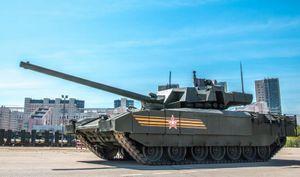 Sốc: Ấn Độ đòi mua 1770 siêu xe tăng T-14 Armata từ Nga