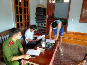 Hà Tĩnh: Phạt 3 người không thực hiện cách ly y tế tại nhà 20 triệu đồng