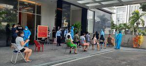 Quận 7: Ghi nhận 01 trường hợp nhiễm COVID-19 tại phường Tân Hưng
