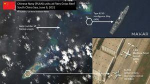 Trung Quốc triển khai trái phép tàu, máy bay trinh sát ra Trường Sa