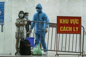 Phong tỏa thêm 2 tháp của chung cư Ehome 3 Tây Sài Gòn