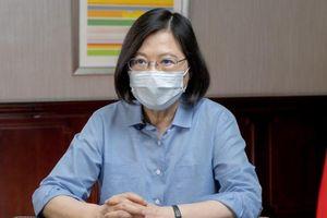 Ca tử vong tăng vọt ở Đài Loan, bà Thái Anh Văn mở lời xin lỗi
