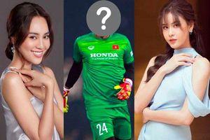 Sau trận Việt Nam thắng Malaysia, Lan Ngọc, Trương Quỳnh Anh và dàn sao nữ đồng loạt 'tỏ tình' với 1 cầu thủ