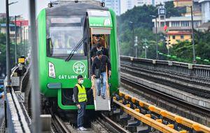 Các khuyến nghị an toàn của tư vấn ACT với đường sắt Cát Linh