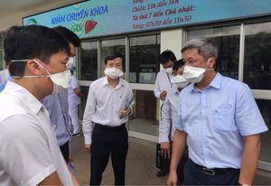 Thành lập Bộ phận thường trực đặc biệt hỗ trợ TP Hồ Chí Minh chống dịch