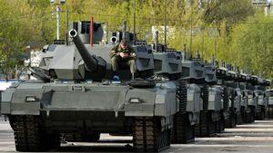 Bất ngờ: Sẽ không có xe tăng T-14 Armata cho Nga trong năm nay