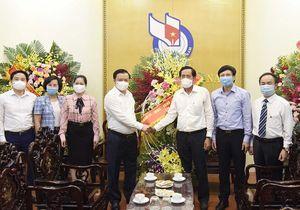 Bí thư Thành ủy Hà Nội Đinh Tiến Dũng: Báo chí đã góp phần xây đắp niềm tin, tạo đồng thuận xã hội