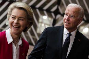 EU-Mỹ nối lại đối tác xuyên Đại Tây Dương