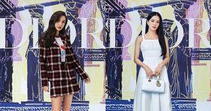 Cùng là khách mời show Dior, Jisoo BLACKPINK nhận được đãi ngộ đặc biệt hơn hẳn Angelababy