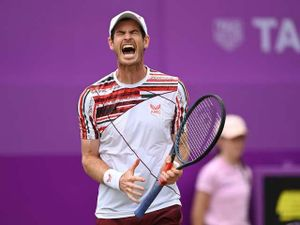 Vòng 2 Queen's Club: Murray thua Berrettini