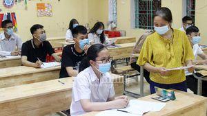 Bắc Giang: Rà soát, cập nhật thông tin thí sinh dự thi đợt 2 trong kỳ thi tốt nghiệp THPT năm 2021