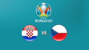 Trực tiếp Croatia vs CH Séc bảng D EURO 2021