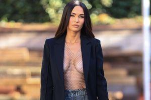 Phong cách gợi cảm của Megan Fox ở tuổi 35