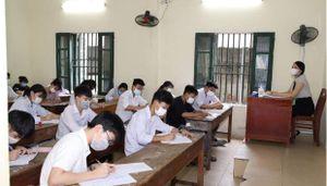 Ninh Bình xác định ngày công bố điểm thi tuyển sinh lớp 10 THPT