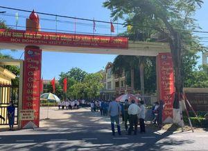 Thái Bình: 32 thí sinh vắng mặt trong môn thi đầu tiên vào lớp 10 THPT