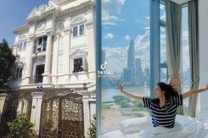 Sau biệt thự triệu đô, Minh Hằng tiếp tục hé lộ căn hộ có view 'cực đỉnh'