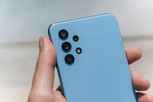 Samsung Galaxy A32 giảm giá hấp dẫn tại Việt Nam