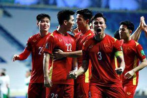 Tuyển Việt Nam 'chơi đẹp' nhất Đông Nam Á ở vòng loại World Cup