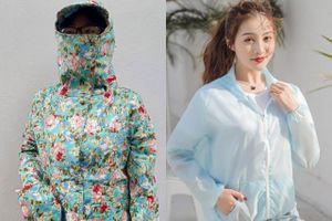 Nên mua áo chống nắng ở chợ hay hàng chính hãng?