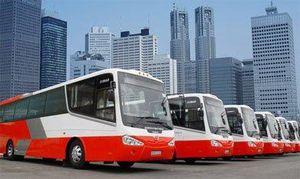 Sắp thí điểm ôtô chở khách du lịch đến sân bay