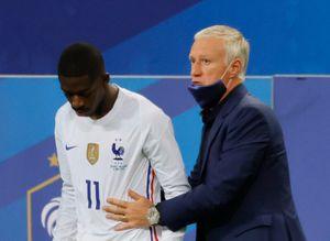 Dembele chia tay Euro 2020