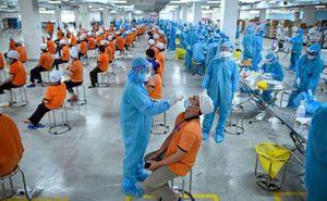Bắc Giang: Gần 23.000 công nhân được phép trở lại làm việc