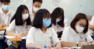 Phương án thi ở các tỉnh còn dịch bệnh nặng