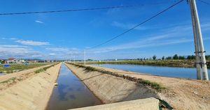 Hoàn thành dự án nâng cấp hạ tầng nuôi trồng thủy sản Nam, Bắc sông Gianh