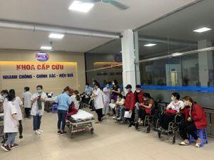 Hải Phòng: Hàng chục công nhân nhập viện nghi ngộ độc thực phẩm