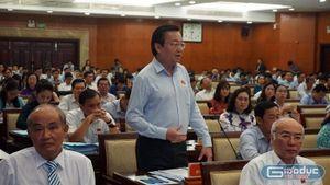 Ông Lê Hồng Sơn được điều động về công tác tại Thành ủy Thành phố Hồ Chí Minh