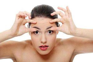 Yếu tố làm gia tăng nếp nhăn trên da