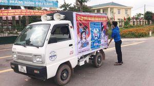 Kỷ niệm Ngày Báo chí Cách mạng Việt Nam 21/6: Tiếng loa nâng ý thức phòng, chống dịch