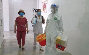 Hà Nội: Tiếp tục phòng, chống dịch tại chung cư và khu công nghiệp