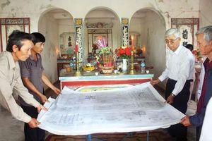 Đình La Hà nơi lưu giữ nhiều sắc phong của Triều Nguyễn