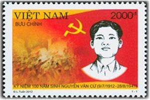 Cống hiến to lớn của cố Tổng Bí thư Nguyễn Văn Cừ