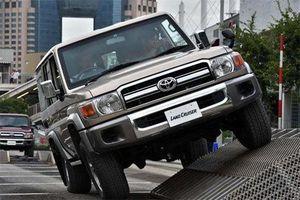 Toyota Land Cruiser 70 ra mắt tại thị trường Nhật Bản