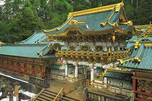 Lặng ngắm cụm đền chùa cổ tráng lệ nhất Nhật Bản